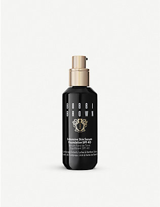 BOBBI BROWN: Intensive Skin Serum Foundation SPF 30ml