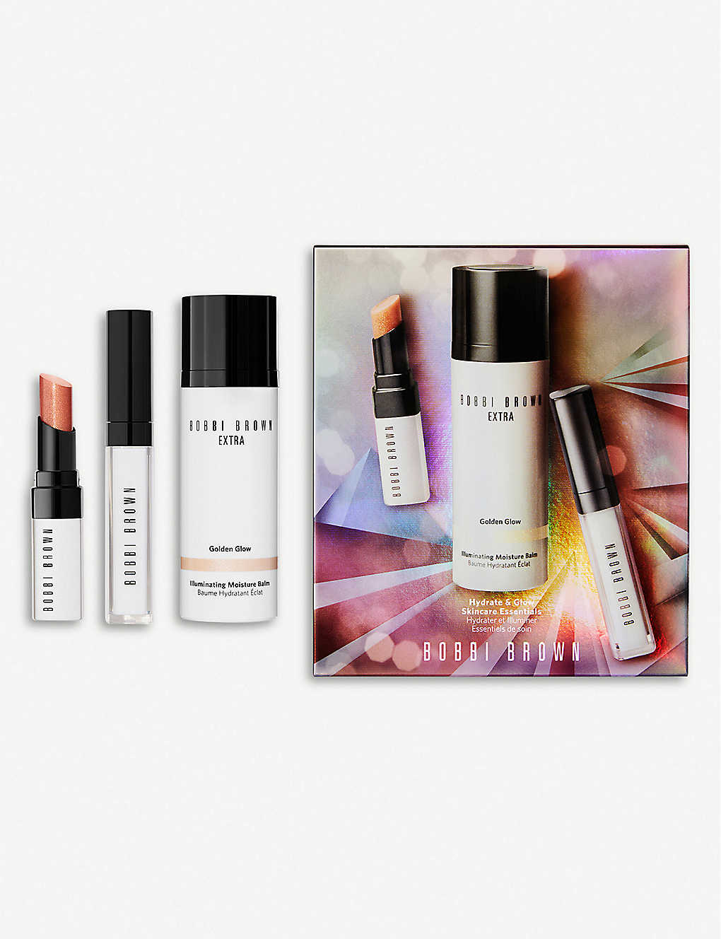 Hydrate & Glow skincare set
