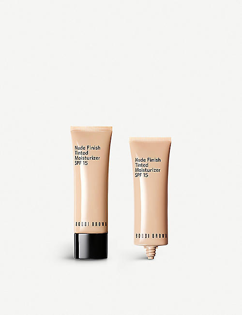 BOBBI BROWN Nude Finish Tinted Moisturiser