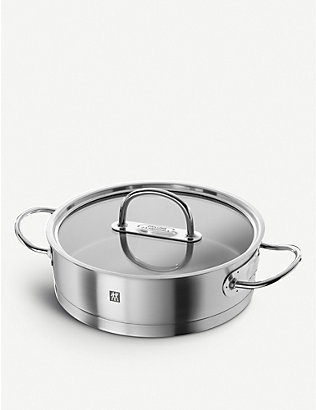 ZWILLING J.A HENCKELS: Prime simmering pan with lid 24cm