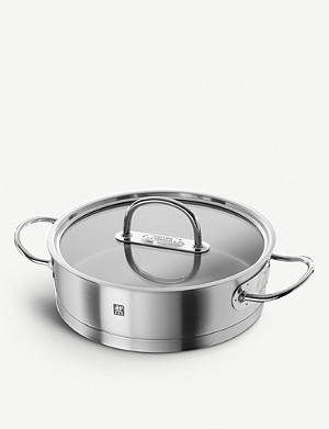 ZWILLING J.A HENCKELS Prime simmering pan with lid 24cm