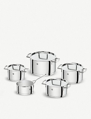 ZWILLING J.A HENCKELS Passion 5 piece cookware set