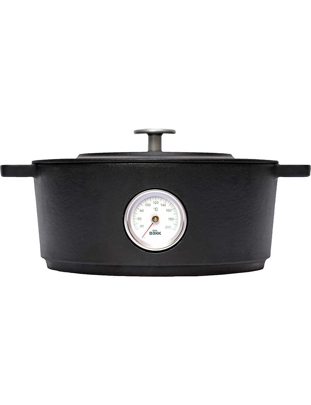 COMBEKK HOMEWARE - Thermometer dutch oven 28cm | Selfridges com