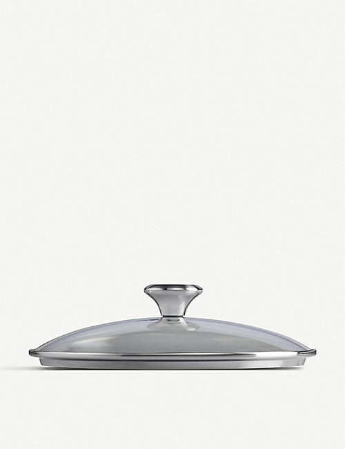 LE CREUSET Toughened Non-Stick Glass lid 30 cm