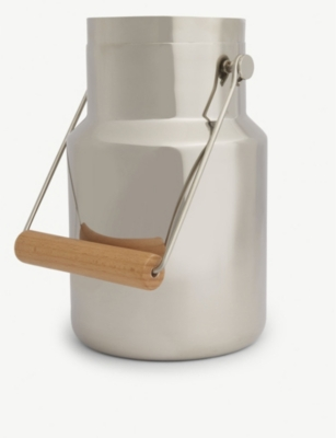 L'ATELIER DU VIN Timbale stainless steel bucket