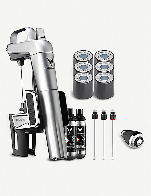 CORAVIN Exclusive Model Two Elite wine preservation system