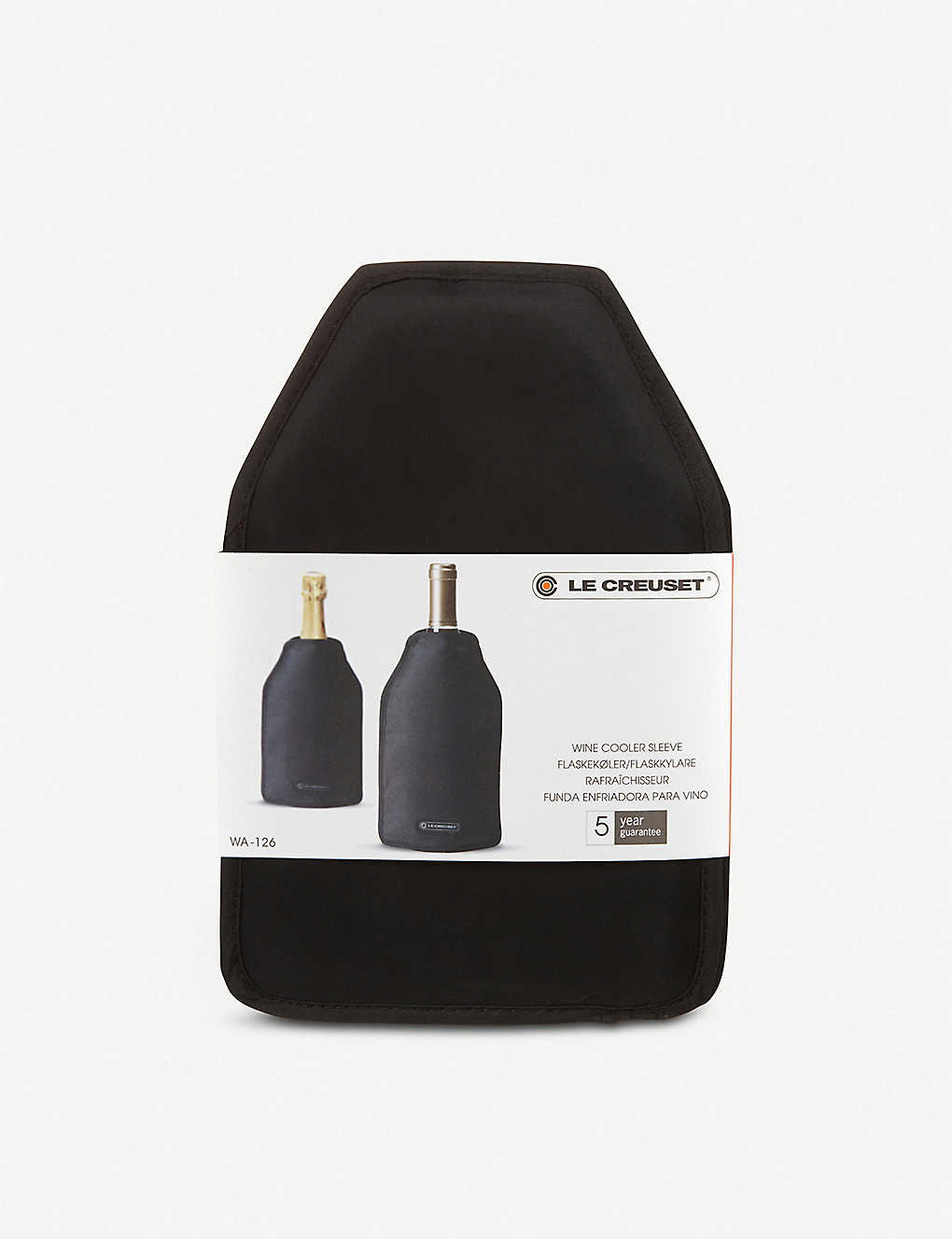 LE CREUSET: Wine cooler sleeve