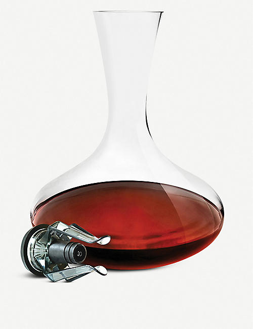 LE CREUSET: Vitesse crystaline wine fountain
