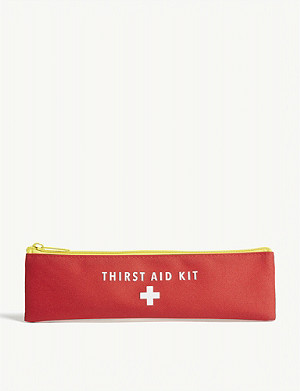 SUCK IT Thirst Aid Kit metal straw and cleaner set