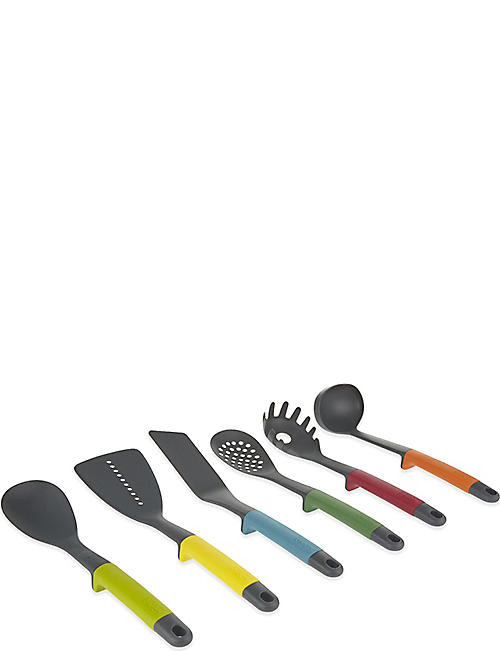 JOSEPH JOSEPH: Elevate 6-piece kitchen utensil set