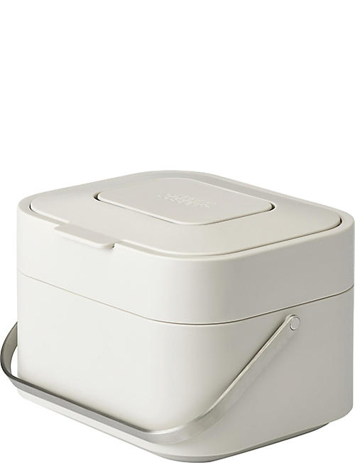 JOSEPH JOSEPH: Stack 4 food waste caddy with odour filter