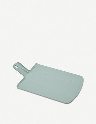 JOSEPH JOSEPH: Chop2Pot Plus chopping board 38cm x 22cm
