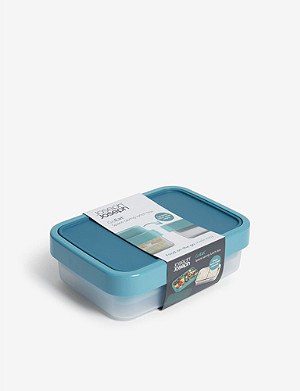 JOSEPH JOSEPH GoEat space-saving lunchbox