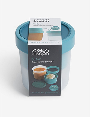 JOSEPH JOSEPH GoEat space-saving soup container