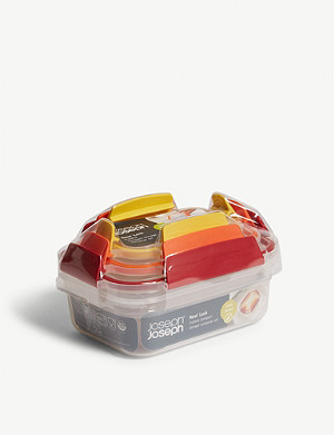 JOSEPH JOSEPH 3 Piece nest lock container set