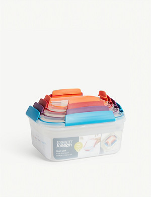JOSEPH JOSEPH Nest four piece storage containers