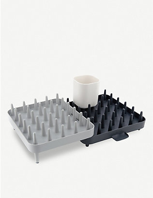 JOSEPH JOSEPH: Connect adjustable 3-piece dish rack