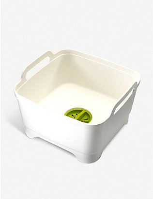 JOSEPH JOSEPH: Wash & Drain dishwashing bowl