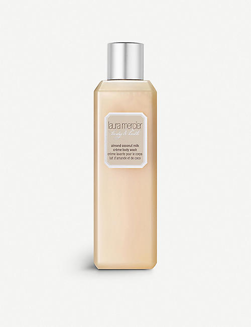 LAURA MERCIER Almond coconut milk crème body wash 200ml