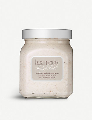 LAURA MERCIER: Almond coconut milk scrub 300g