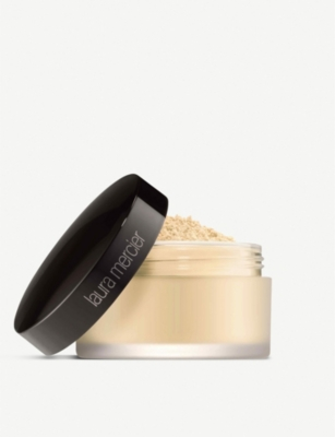 LAURA MERCIER Translucent Loose Setting Powder Glow travel size 9.3g