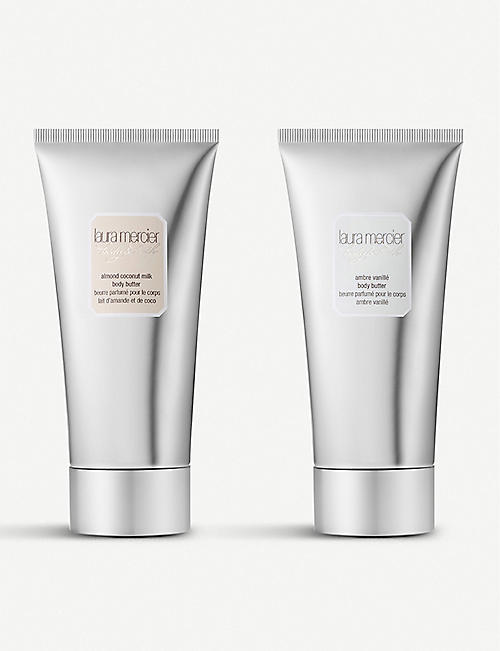 LAURA MERCIER Body Butter Duet