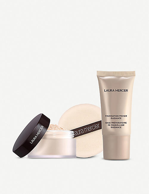 LAURA MERCIER Primed to Set collection