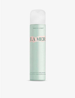 LA MER: The Body Reparative Lotion