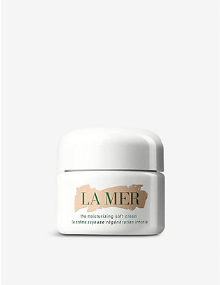 LA MER: The moisturising soft cream 30ml