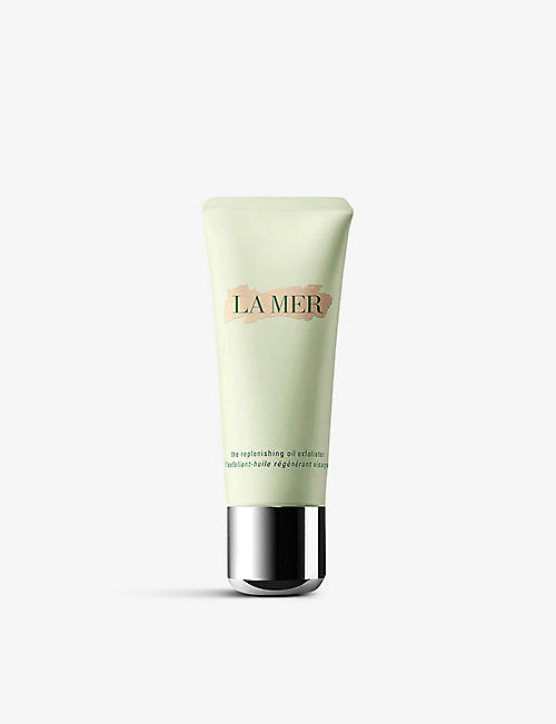 LA MER: The Replenishing Oil Exfoliator 100ml