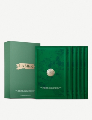 LA MER Treatment Lotion Hydrating Mask 27.5g
