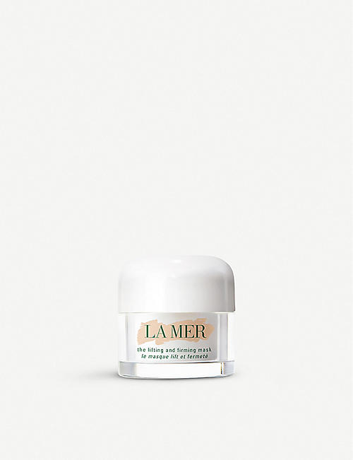 LA MER: The lifting and firming mask 15ml