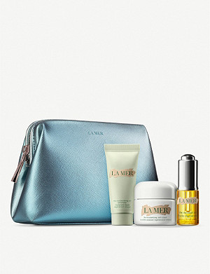 LA MER 3-piece mini-regime set