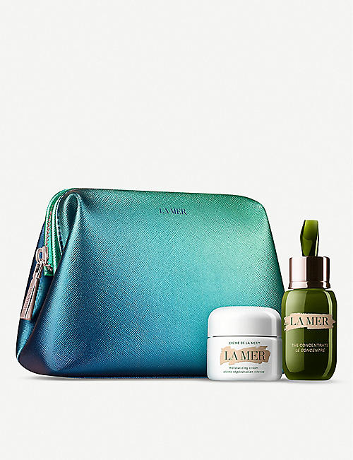 LA MER Soothing Moisture Collection
