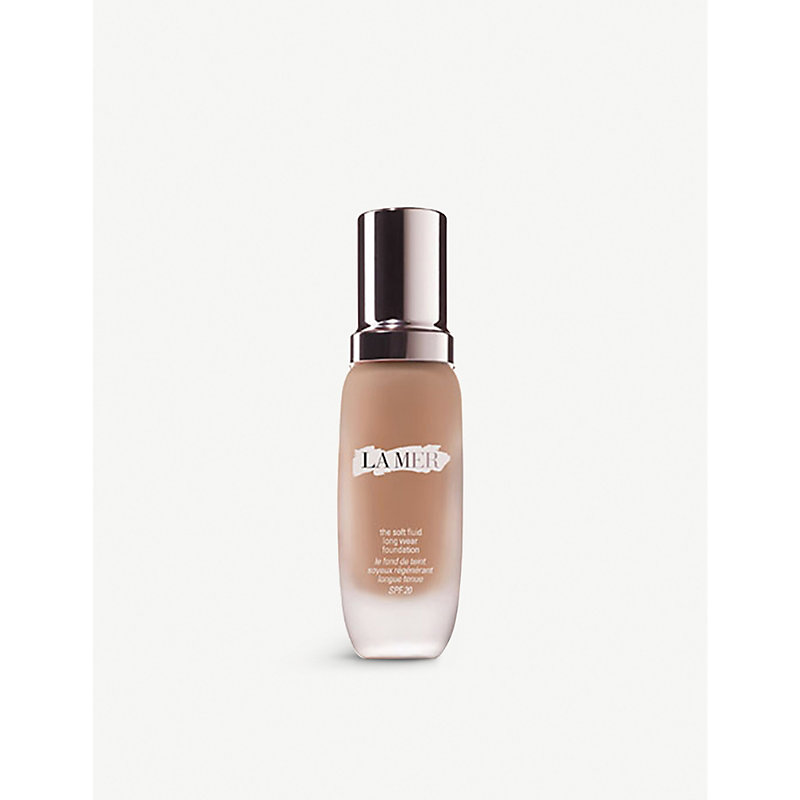 LA MER | La Mer Soft Fluid Long Wear Foundation SPF20 30ml, Women'S, Tawny | Goxip