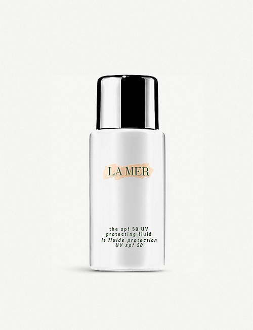 LA MER: The SPF 50 UV Protecting Fluid 50ml