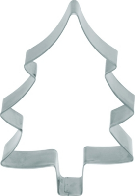 KITCHEN CRAFT Christmas tree cookie cutter 12cm