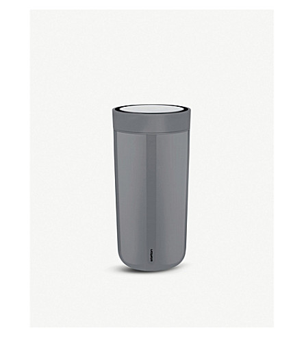 stelton to go click cup 340ml. Black Bedroom Furniture Sets. Home Design Ideas