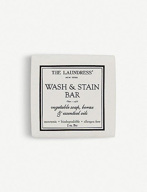 THE LAUNDRESS Wash and stain bar 56g