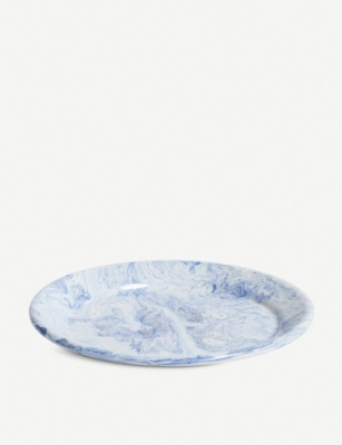 HAY Soft ice dinner plate