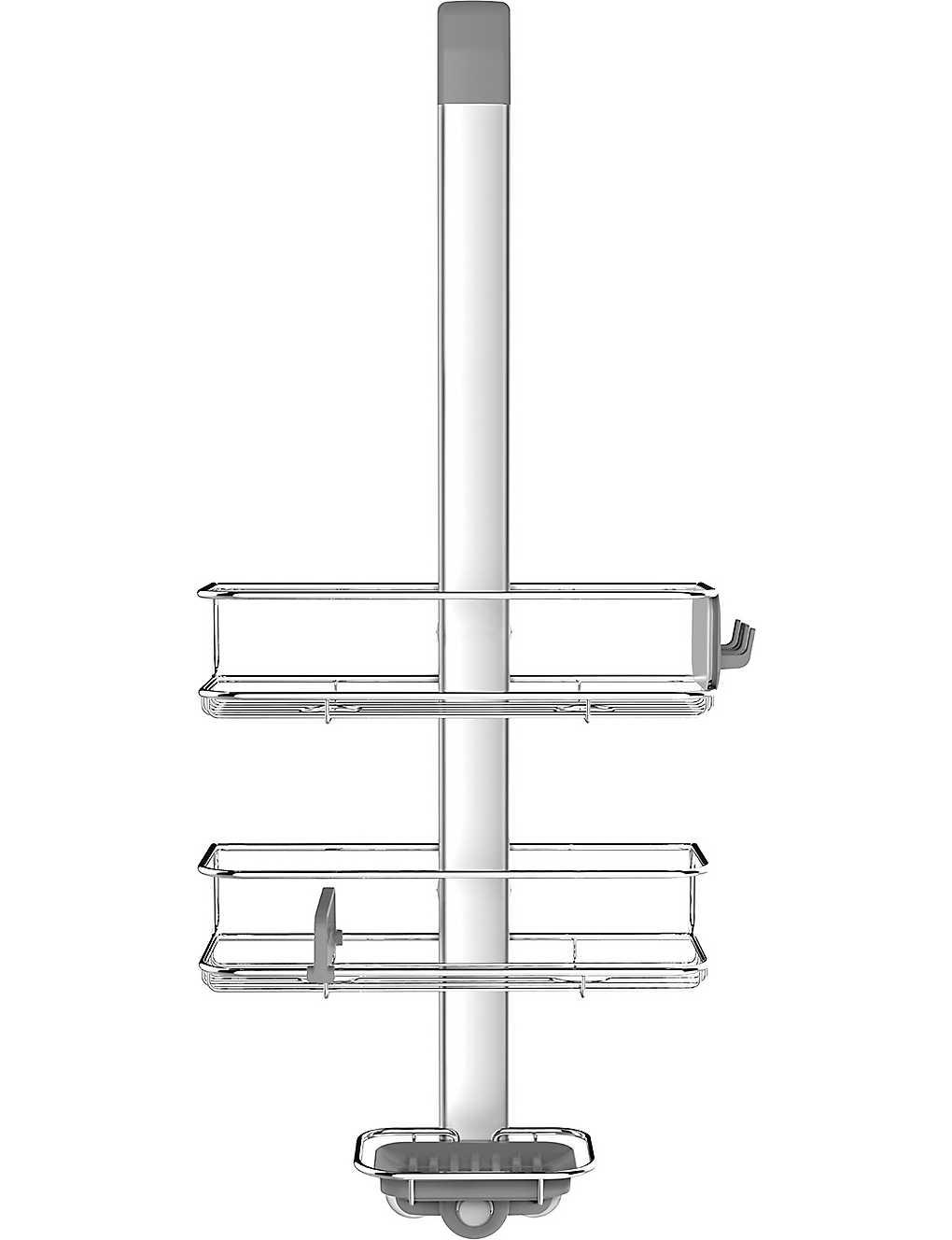 Simplehuman Hanging Shower Caddy BT1101