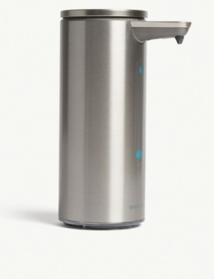 SIMPLE HUMAN Rechargeable sensor soap dispenser pump 266ml