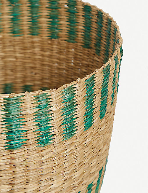 BLOOMINGVILLE Seagrass basket 31cm