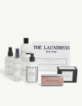 THE LAUNDRESS: Sweater stone