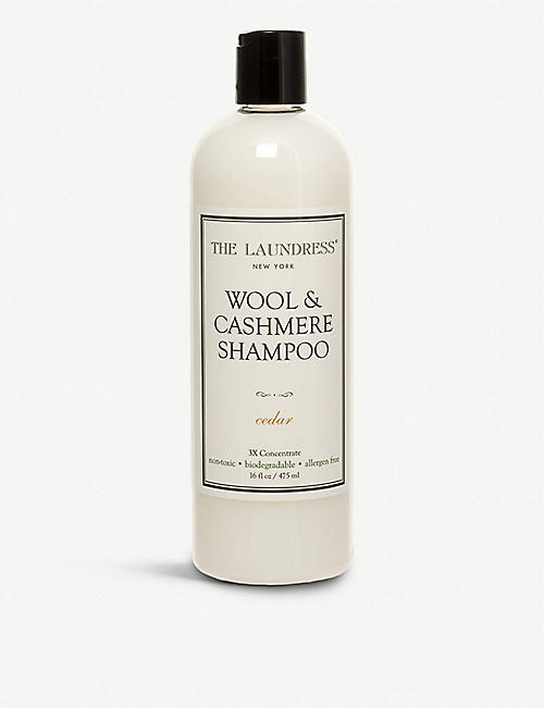 THE LAUNDRESS Wool and Cashmere Shampoo 475ml