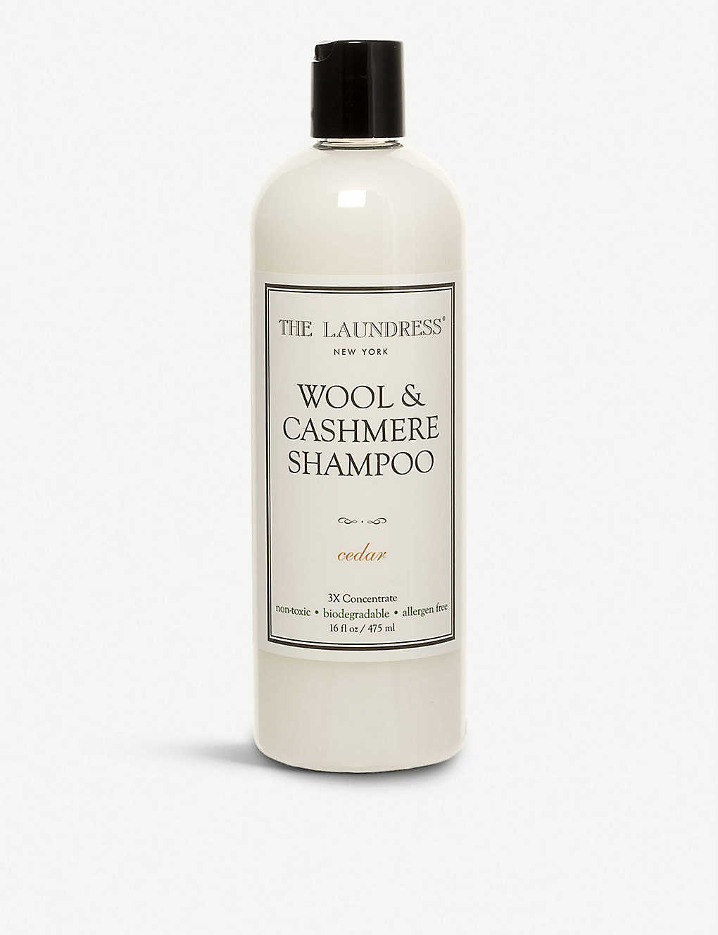THE LAUNDRESS: Wool and Cashmere Shampoo 475ml