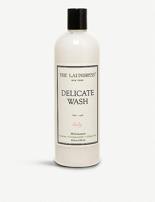 cdb271b13f5 THE LAUNDRESS Delicate wash liquid concentrate 475ml