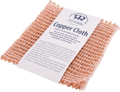 REDECKER Copper Cloth pack of 2