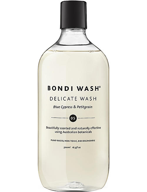 BONDI WASH Cypress and petitgrain delicate wash 500ml