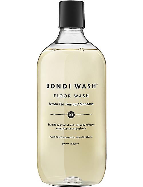 BONDI WASH Lemon & mandarin floorwash 500ml